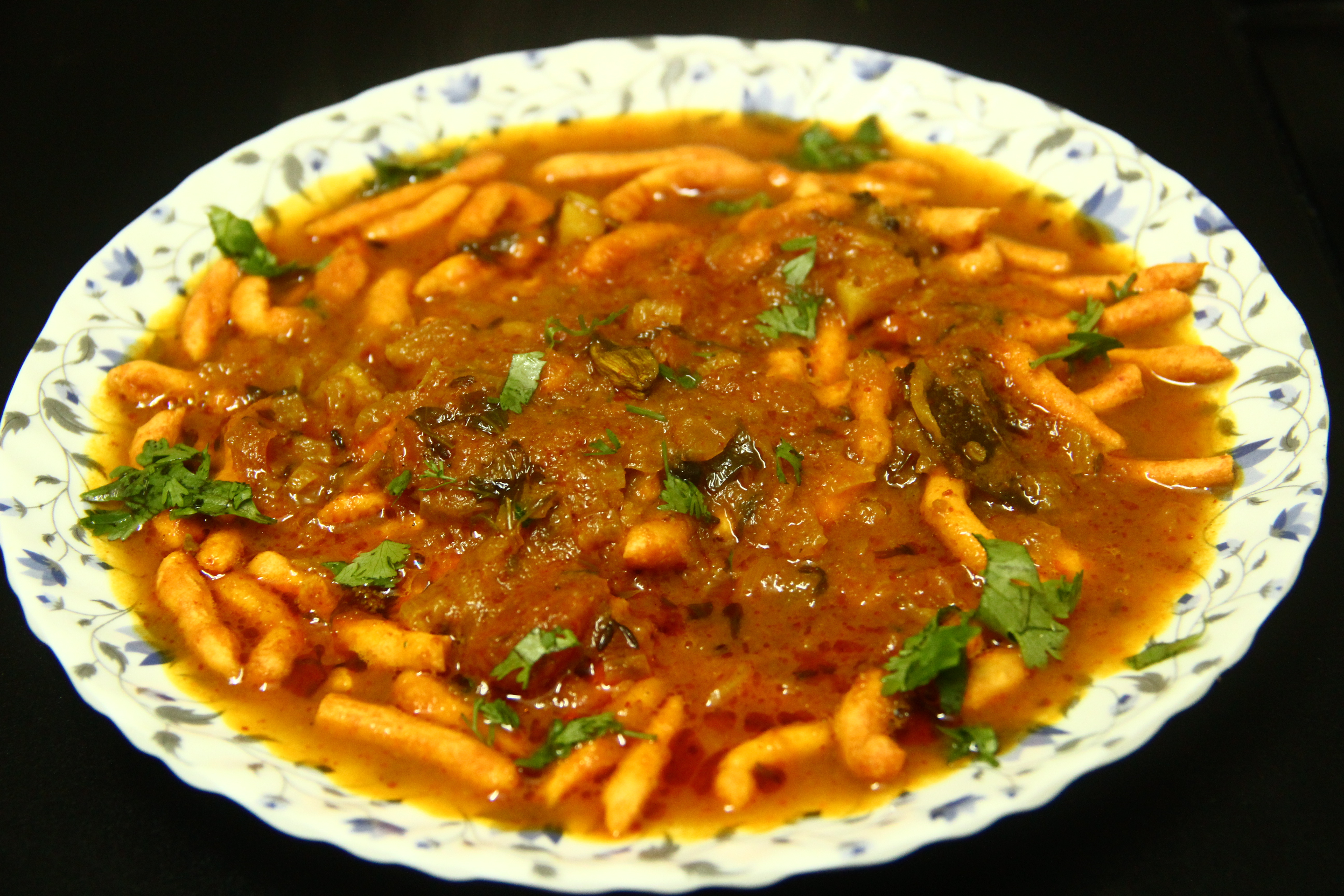 sev-tamatar-recipe